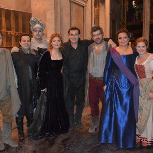 Don Giovanni: Donna Anna (2015, Budapest) - Cast