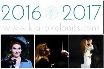 Klára Kolonits 2016