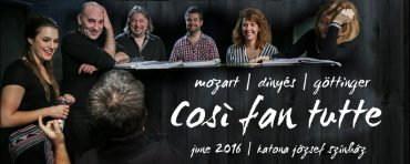 OPERALAB: COSÌ FAN TUTTE | PREMIERE INFO | VIDEO