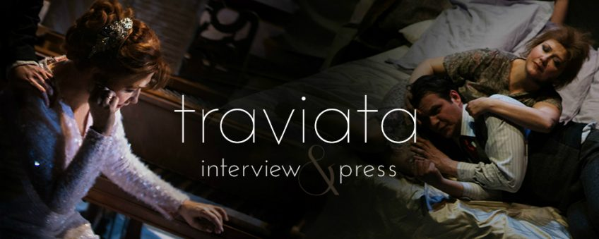 TRAVIATA 2016 | INTERVIEW&PRESS | VIDEO