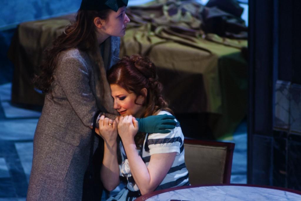Klára Kolonits, Iringó Gemza | Traviata 2016 | photo: Kaya Ariel Woytynowska