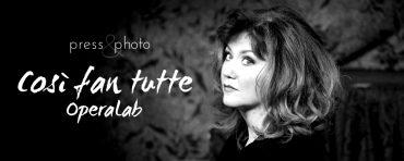 COSÌ FAN TUTTE | OPERALAB – PRESS&PHOTO