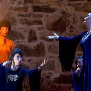 Die Zauberflöte: Königin der Nacht (2014, Savonlinna)