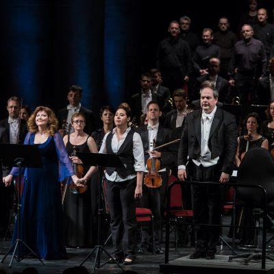 I Capuleti ed i Montecchi: Giulietta (2016, Budapest)