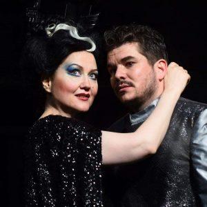 Die Zauberflöte: Königin der Nacht (2017, Debrecen)