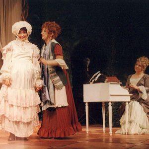 Le Nozze di Figaro: Cherubino (1995, Debrecen)