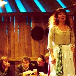La Fanciulla del West: Minnie (2002, Miskolc)