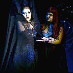 Die Zauberflöte: Königin der Nacht (2013, Budapest)