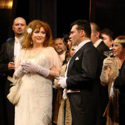 La Traviata: Violetta (2014, Ostrava)