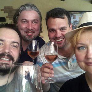 2015, Ördögkatlan Festival - Dániel Dinyés, Antal Cseh, István Horváth