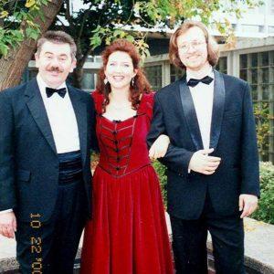 2000, New York - Kázmér Sárkány, Attila Fekete