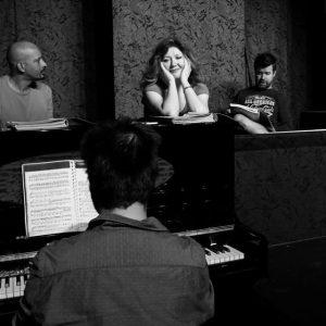 Così fan tutte: Fiordiligi (2016, Budapest) - Rehearsal