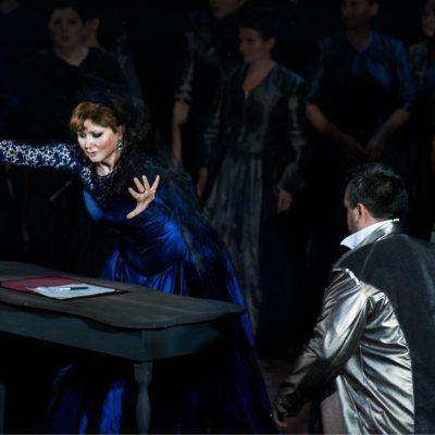 Lucia di Lammermoor, Budapest, 2016 - 2nd act / photo: Kaya Ariel Woytynowska