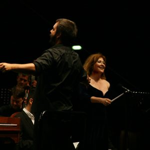Concert, 2018 / photo: Kaya Ariel Woytynowska