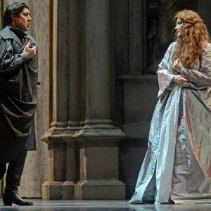 Don Giovanni: Donna Anna (Budapest, 2013) photo: Éder Vera