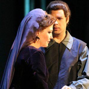 Don Giovanni: Donna Anna (Budapest, 2013) photo: Kálmándi Mihály